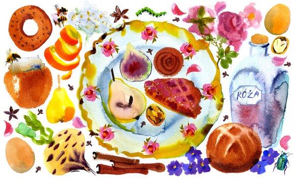 Інший смак: Старопольські страви на українських землях // Світлана Булатова
