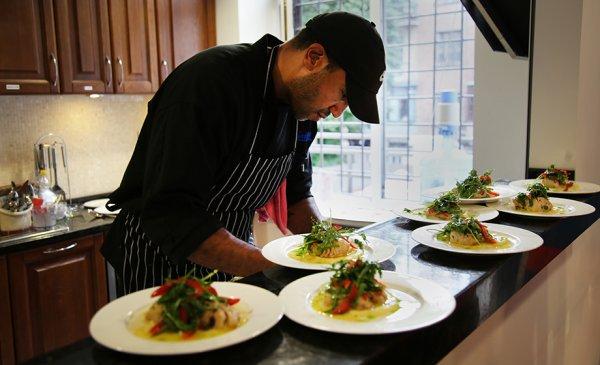 У їжі головне – щирість. Зустріч з кулінарним послом США Крісом Вільямсом