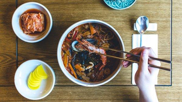 Інший смак: корейська кухня в Україні // Тетяна Ткаченко