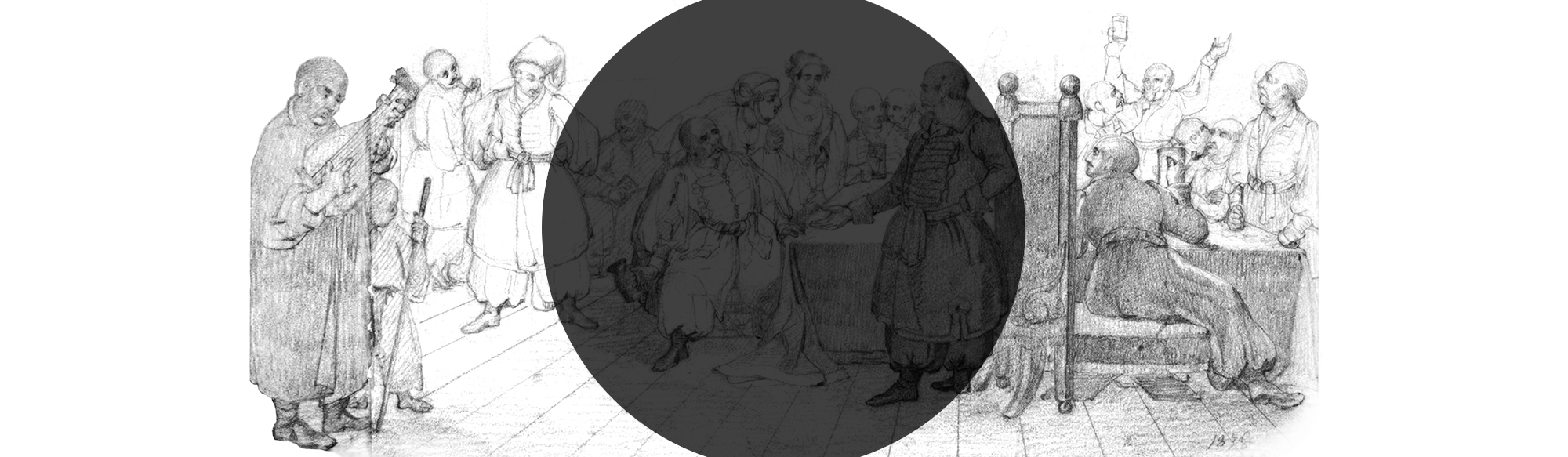 Київська кухня часів Богдана Хмельницького - Частина І: Бенкет у Гетьмана