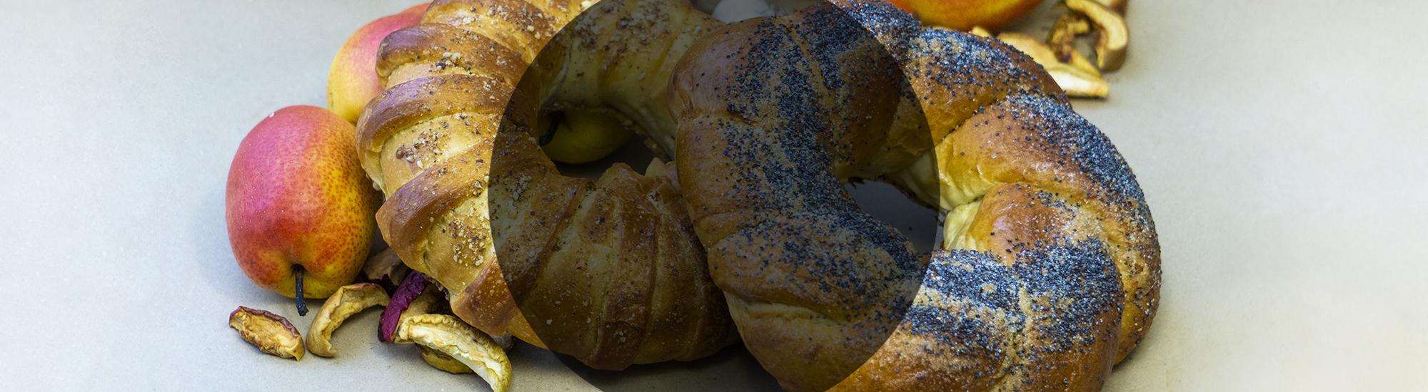 Обрядовий хліб - Історія перша, зимова