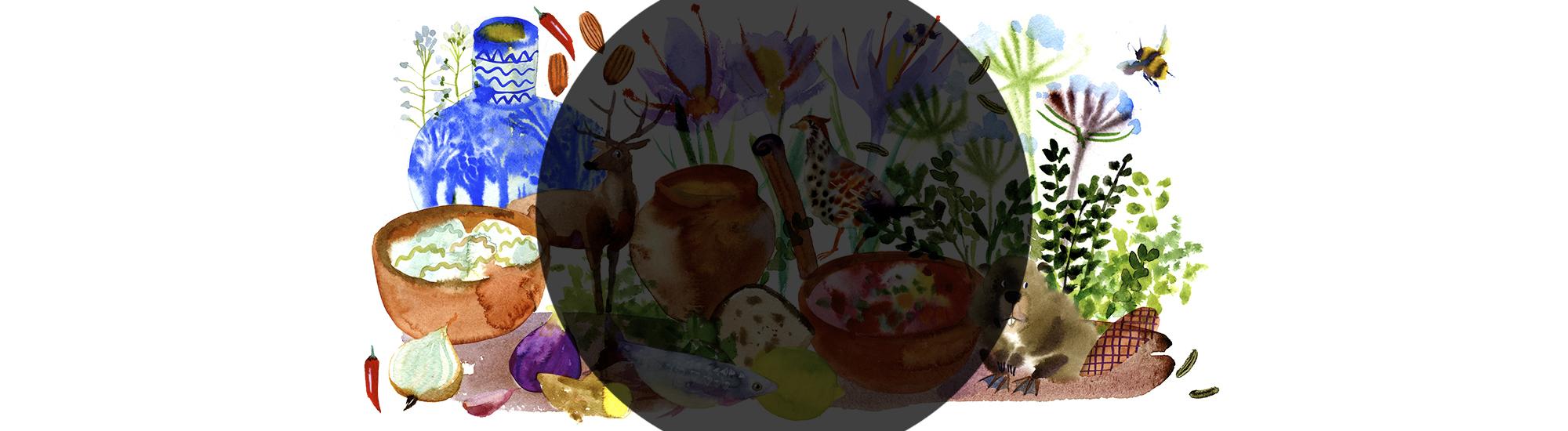 Інший смак: Старопольська кухня на смак та колір