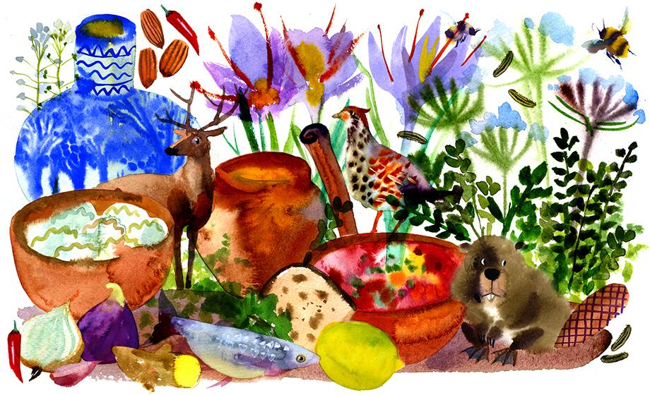 Інший смак: Старопольська кухня на смак та колір // Світлана Булатова