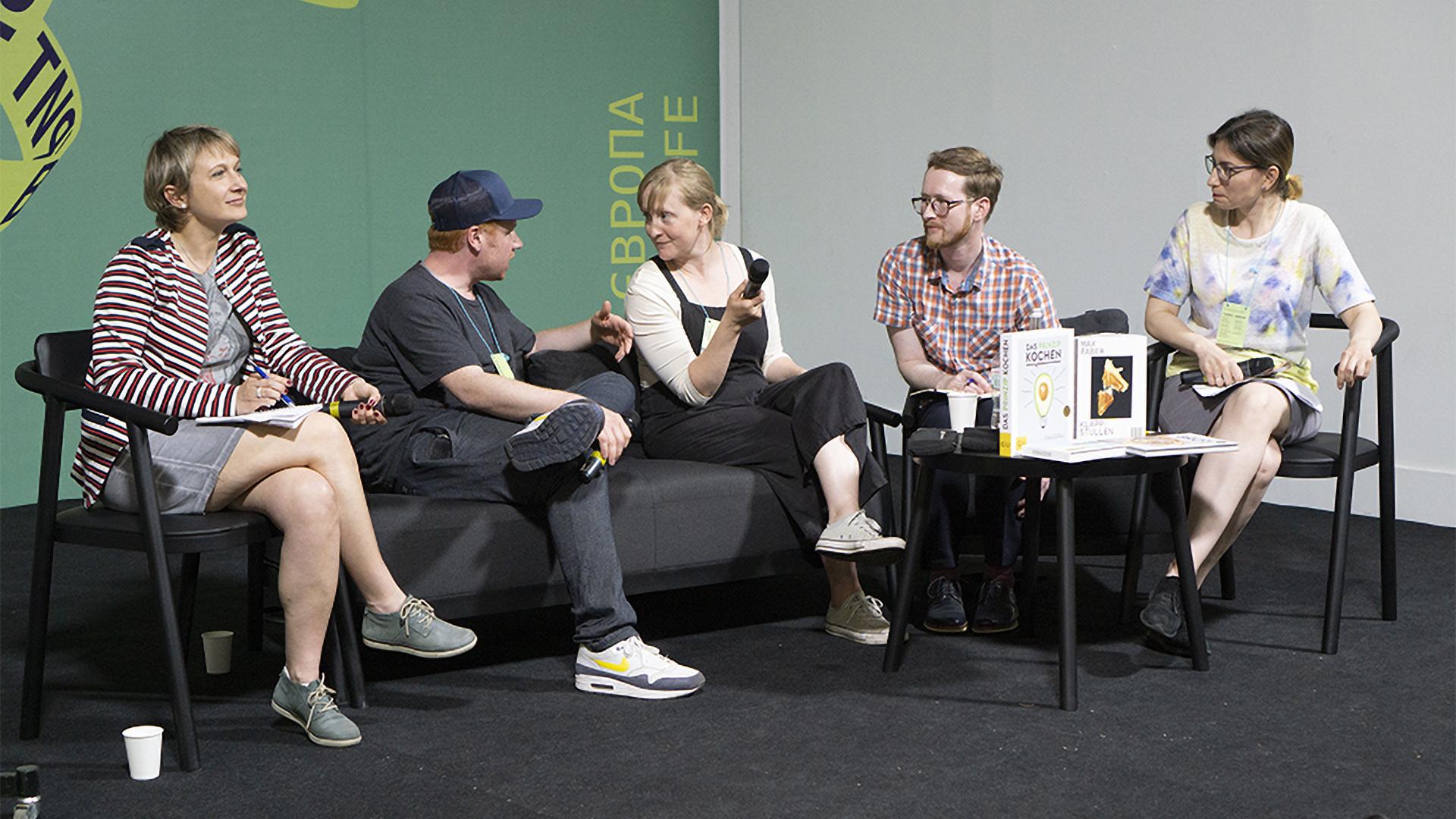 Фуд-стайлінг та попит на фуд-фотографію на німецькому видавничому ринку