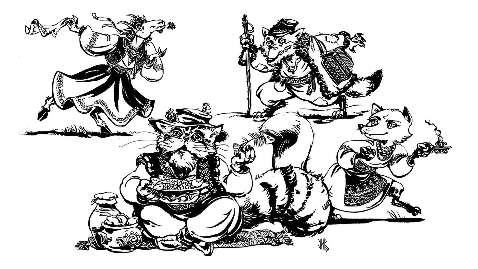Голодні вигадки: їжа та її відсутність в українських народних казках