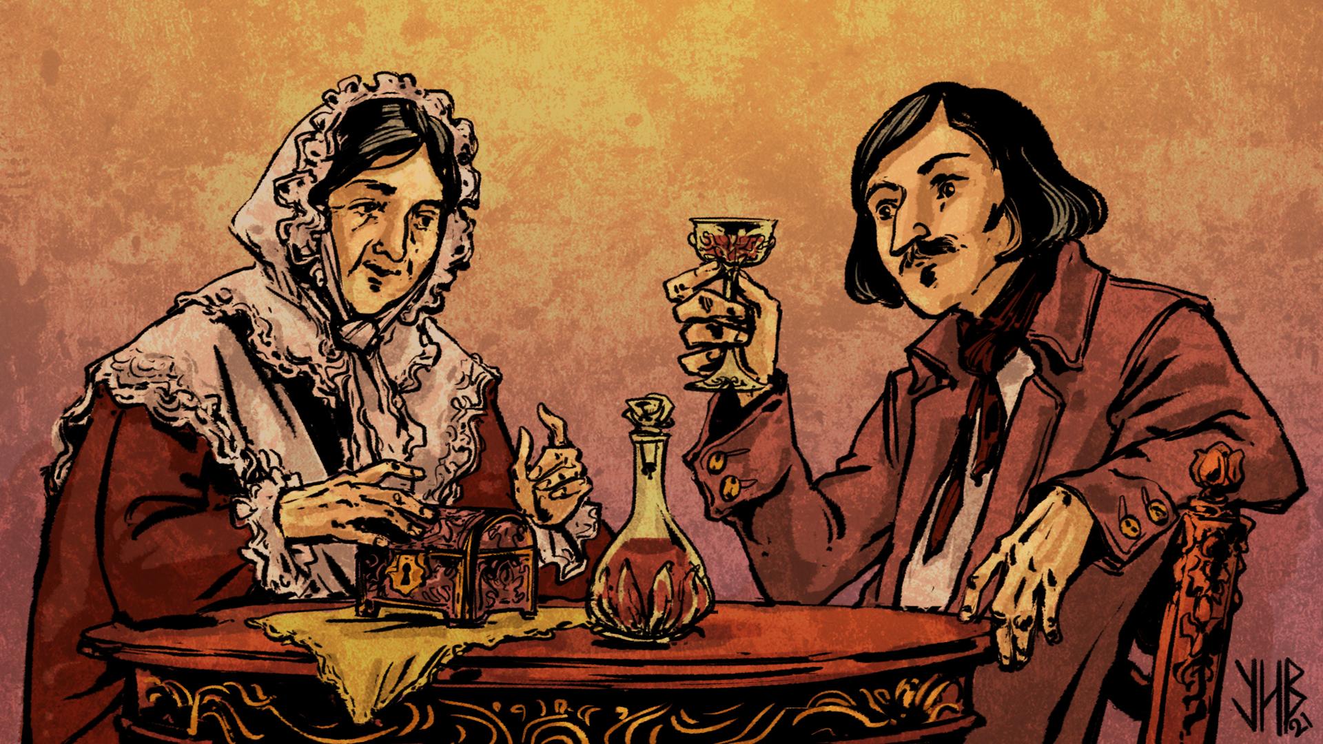 Рецепт борщу, яким «годувала» бабуся маленького Гоголя (частина перша)