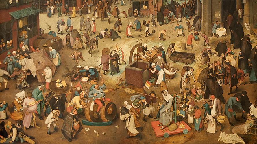 Харчуватись по-середньовічному: продукти, дієти та улюблені смаки