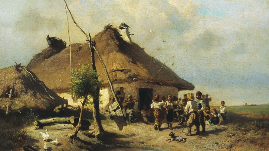 Козацький шинок: міфи та історичні реалії - Частина І