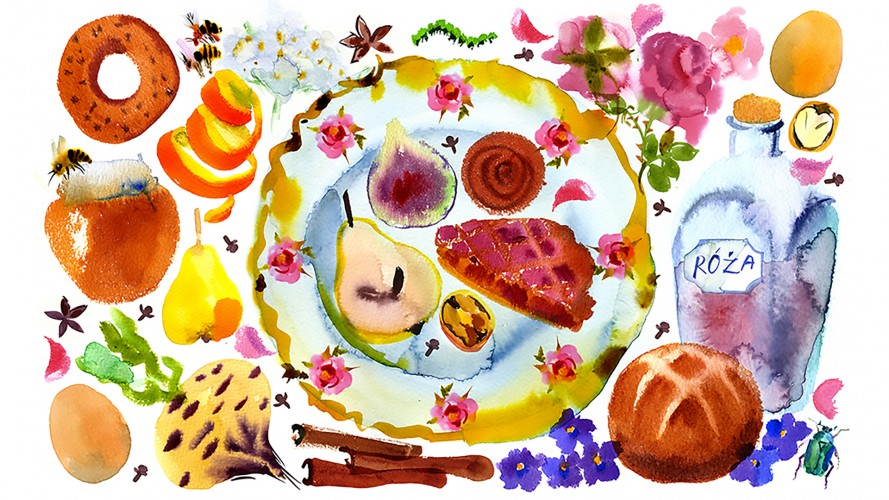 Старопольські страви на українських землях