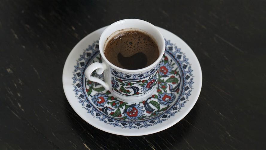 Про кримськотатарську кавову культуру
